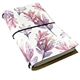 Notebook Riempibile Journal Notebook 64 fogli (A Book shell + 2 Inner), k
