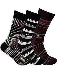 Supersox Men's Regular Length Socks (Pack of 3)