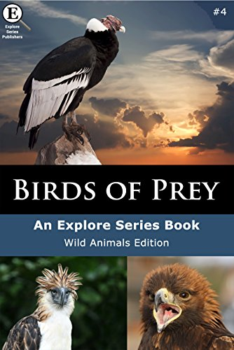 Birds of Prey (Wild Animals Series Book 4) (English Edition)