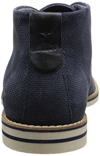 Mustang 4897501, Desert boots homme Bleu (800 Dunkel Blau)