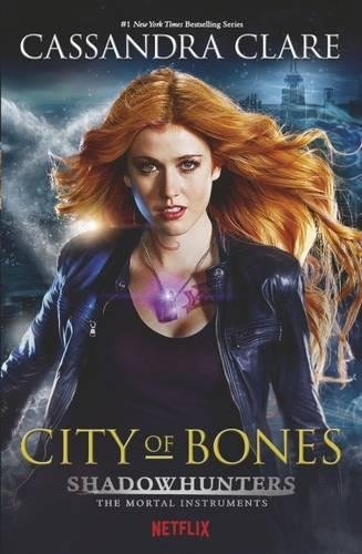 Book cover for City of Bones