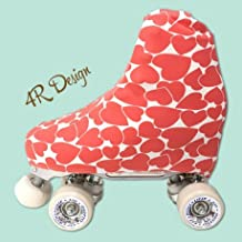 FUNDAS PATINES ARTISTICO RED HEARTS (2u)