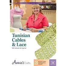 Tunisian Cables & Lace: With Instructor Kim Guzman (Annie's Video Classics)