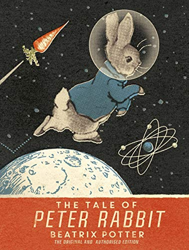The Tale Of Peter Rabbit Moon Landing Anniversary por Potter Beatrix