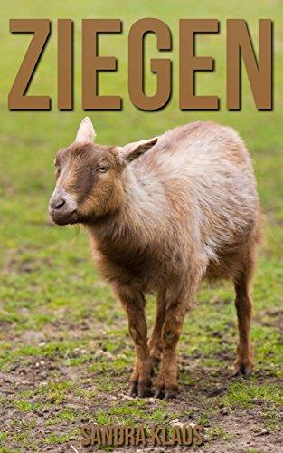 Kinderbuch: Erstaunliche Fakten & Bilder über Ziegen (Bilder Ziegen Von)