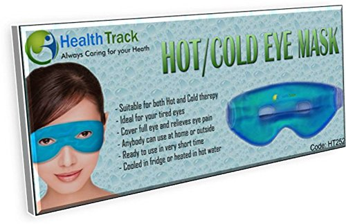 Healthtrack Hot & Cold Gel Eye Mask  available at amazon for Rs.139