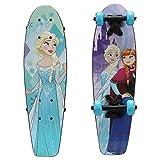 PlayWheels Disney Fairies 53,3cm Holz Cruiser Skateboard, 166446, Sister Love, 53,3 cm