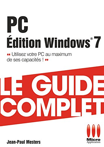PC - éd Windows 7
