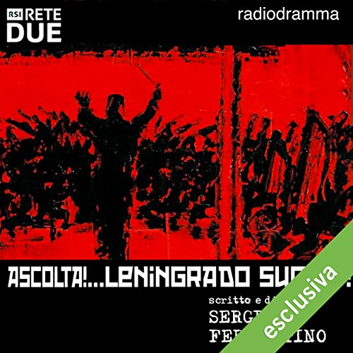 Ascolta! Leningrado suona  Audiolibri