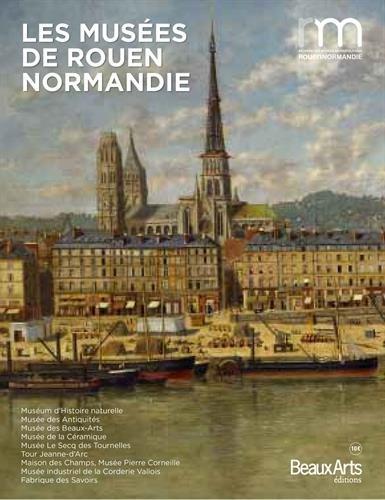 Les musées de Rouen Normandie par Claire Maingon