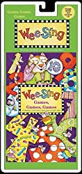 (Wee Sing Games, Games, Games [With One-Hour CD]) By Beall, Pamela Conn (Author) Paperback on (08 , 2006)