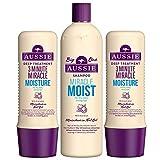 Best Aussie Shampoo And Conditioner Sets - Aussie Deep Treatment Miracle Moist Shampoo Bundle. 500 Review