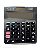 Osr Basic Calculator (Sr-400) Amazon