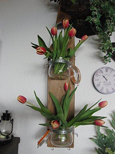 Blumen/Pflanzen Ampel von Holzkunst Ludwig