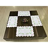 Style Your Home Dining Table Kitchen Placemats,12 By 18 Inches Table Mats (Set Of 4) 46 X 30 Cm
