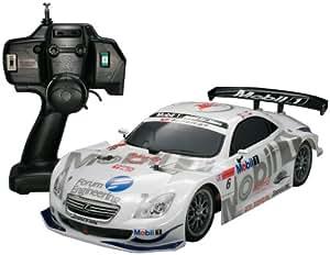 Tamiya 300057759 - XB Pro Lexus Mobil 1 SC 430, 1:10, ferngesteuertes Onroad Fahrzeug, 2Kanal, 27 MHz, Fertigmodell