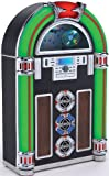 from LIME SHOP Steepletone Encode CD Rock Zero 50x2 Retro Jukebox Carbon Black Finish