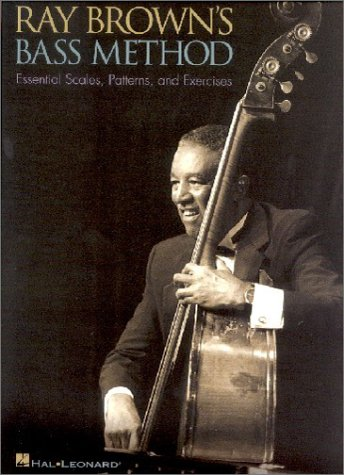 Browns Ray Bass Method Double Bass: Lehrmaterial für Kontrabass (Eagle Large Print) -
