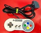 1x Original SNES Super Nintendo Controller / Joypad /Gamepad / Controlpad / Controll-Pad (in fast NEUWERTIGEM TOP Sammlerzustand, PAL, deutsch)