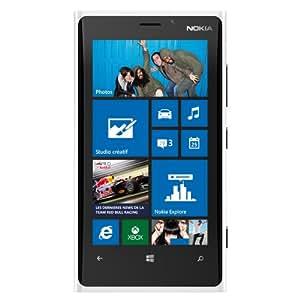 Nokia Lumia 920 Smartphone, Bianco [Italia]