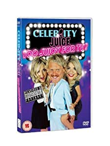 Celebrity Juice - Too Juicy for TV [DVD]