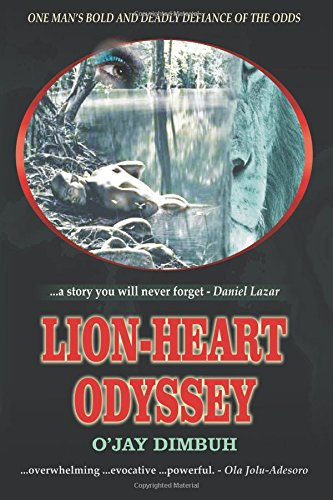 Lion-heart Odyssey: Historical African Adventure Fiction Story