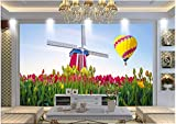 Papier Peint 3D - Soie Premium Papier Peint - Décoration Murale - Image de Poster -...