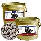Lyra Pet Dog 2 x 4 kg Soft Wachtel im Eimer High Premium Hundefutter glutenfrei