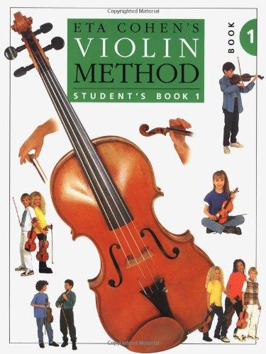 Download Eta Cohen: Student's Book Bk  1: Violin Method
