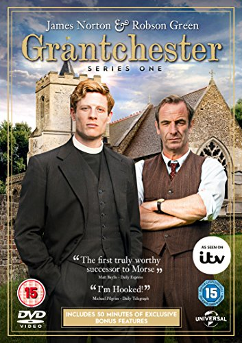 Grantchester: Series 1 [2 DVDs] [UK Import] (Neue Media Reader)