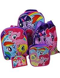 My Little Pony Set de equipaje de 5 piezas