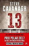 Treize: Une aventure d'Eddie Flynn, T3 par Cavanagh
