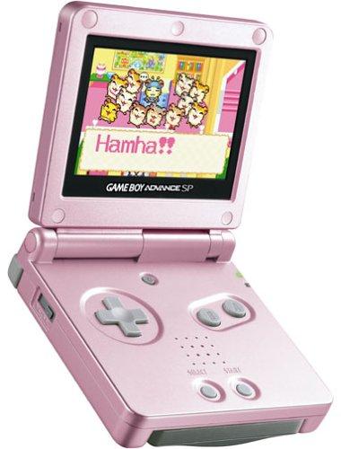 Occasion, Game-Boy Advance SP - Pink - Rose d'occasion  Livré partout en Belgique