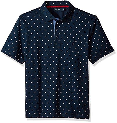 Nautica Herren Poloshirt Blau (Navy)