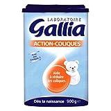 Gallia-Lait Action-Coliques - Aide à réduire les coliques 1er et 2e age - Gallia - 800g