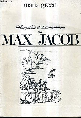 Bibliographie et documentation sur Max Jacob