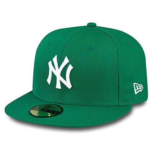 New Era 59Fifty Cap mit UD Bandana New York Yankees Green/White #2847-7 1/8 - Green Baseball-kappe