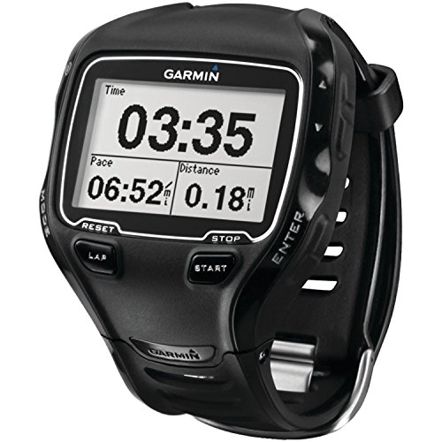 Garmin Forerunner 910XT GPS Running Cycling Open Water Swimming Multi Sport Triathlon Watch & Training Partner (Certified Refurbished)
