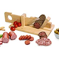 Kitchen Top–Rebanadora de embutido Manual–Guillotina para embutido