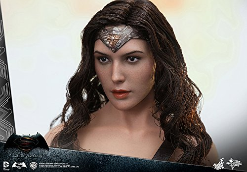 Figura-Hottoys-Wonder-Woman-Dawn-Of-Justice-30-Cm
