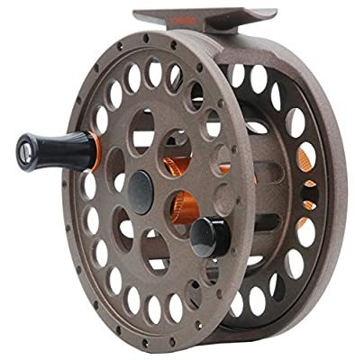 Vision Kalu Fly Fishing Reels Large Arbour Machine Die Cast Stainless Steel from Vision