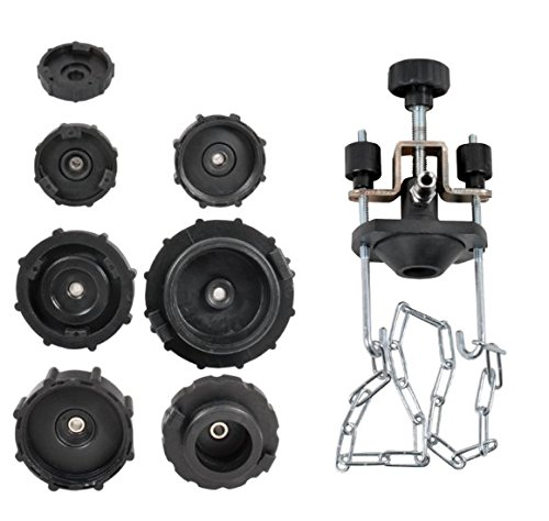 SW-Stahl Adaptersatz für die gängigen Ausgleich- behÅ | 04033592062282