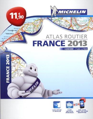 Atlas routier France 2013 Broché
