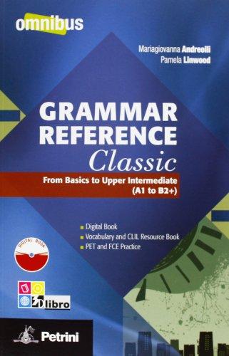 GRAMMAR REF.CLASS.+VOC +LD
