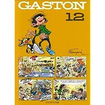 Gaston, tome 12