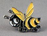 Metal Enamel Pin Badge Looney Tunes Hornet Wasp Bee