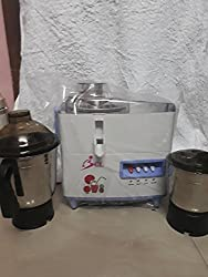 BCL 550-Watt Fruits Juicer Mixer Grinder (White)