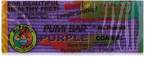 MR PUMICE Purple Pumi Bar, 12 Count by Mr. Pumice