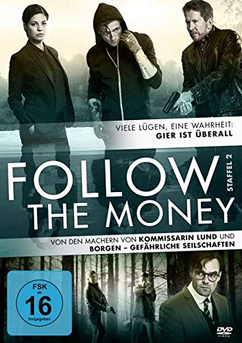 Follow the Money - Staffel 2 [4 DVDs]