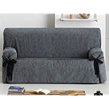 Eysa - Funda sofa Universal DREAM 3 plazas Color Marrón/Beig